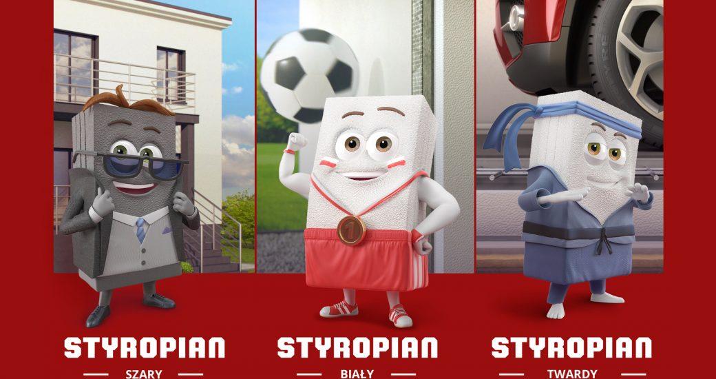 Startuje kolejna edycja kampanii Styropian Men!